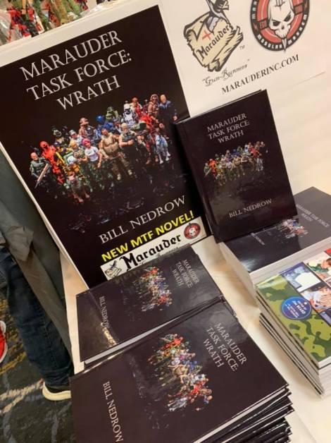 Bill Nedrow Marauder Task Force Wrath Novel 02 - Surveillance Port
