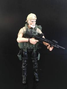 Marauder Task Force Wrath Payday 01 - Surveillance Port