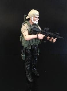 Marauder Task Force Wrath Payday 02 - Surveillance Port