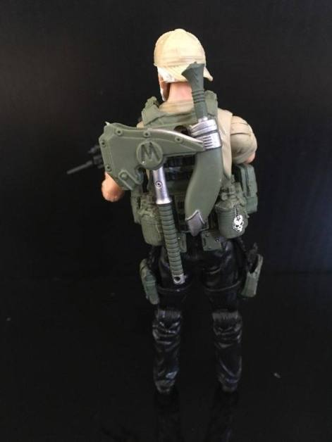 Marauder Task Force Wrath Payday 05 - Surveillance Port