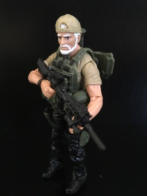 Marauder Task Force Wrath Payday 08 - Surveillance Port