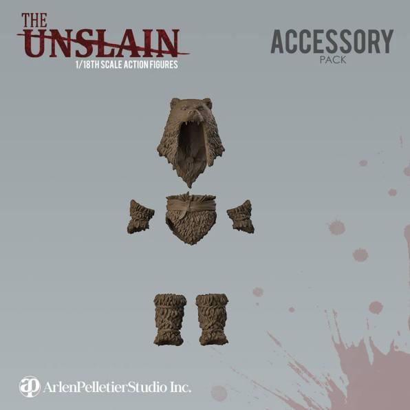 The Unslain Accessory Pack - Surveillance Port