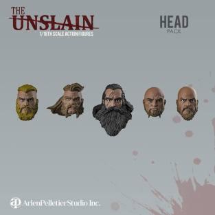The Unslain Head Pack - Surveillance Port