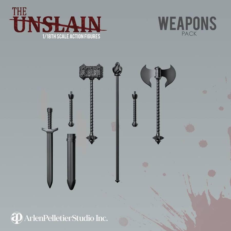 The Unslain Weapons Pack - Surveillance Port