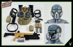 ValaVerse Action Force Steel Brigade 02 - Surveillance Port