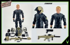 Valaverse Action Force - Surveillance Port (8)