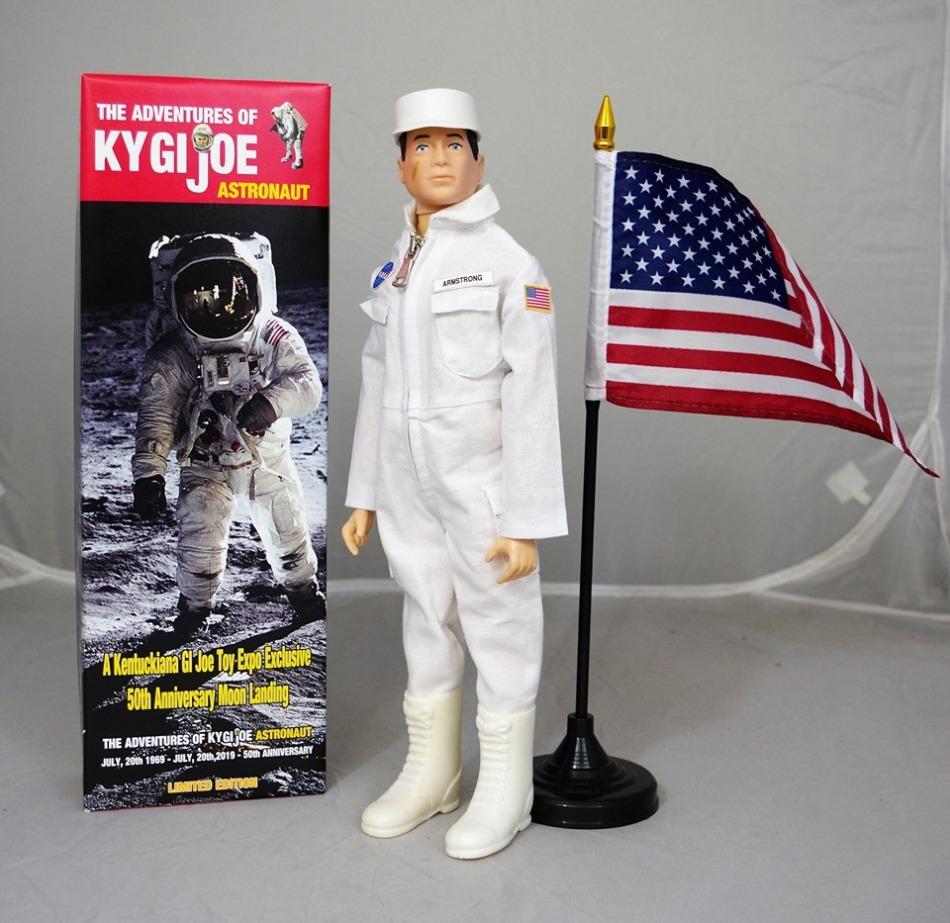 6th Annual Kentuckiana GI Joe Toy Expo 12in Exclusive - Surveillance port