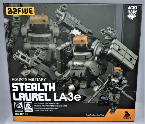 B2.Five Acid Rain Stealth Laurel LA3e - Surveillance Port (1)