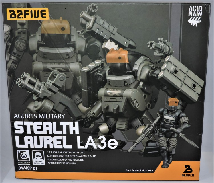 B2.Five Acid Rain Stealth Laurel LA3e - Surveillance Port (2)
