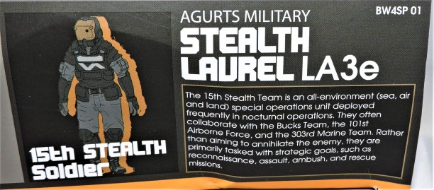 B2.Five Acid Rain Stealth Laurel LA3e - Surveillance Port (5)