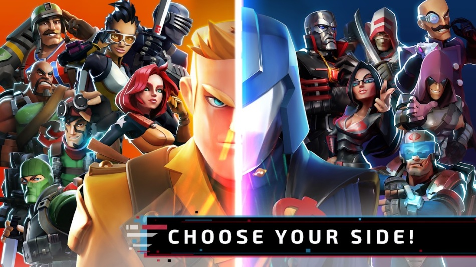 G.I.-Joe-War-On-Cobra-Mobile-Game-Android-iOS - Surveillance-Port