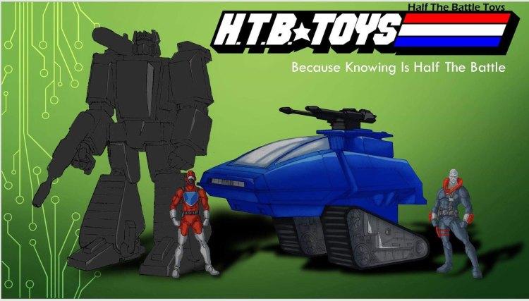 HTB Toys Soundwave HISS Tank - Surveillance Port