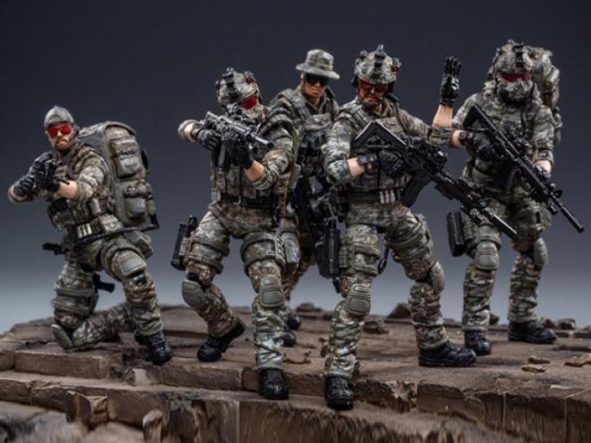 JoyToy USMC Team - Surveillance Port (01)