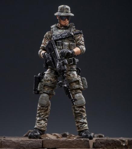 JoyToy USMC Team - Surveillance Port (08)