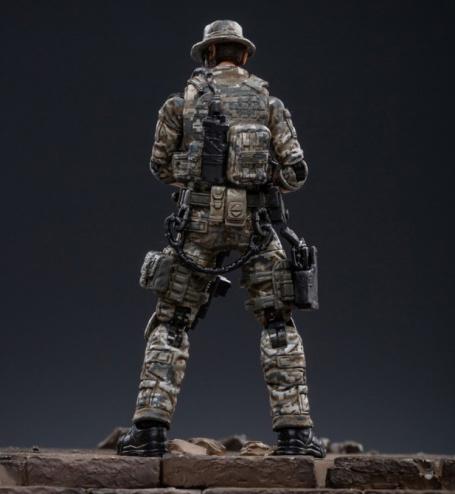 JoyToy USMC Team - Surveillance Port (09)