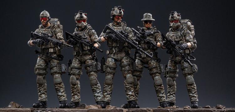 JoyToy USMC Team - Surveillance Port (12)