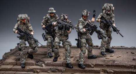 JoyToy USMC Team - Surveillance Port (13)