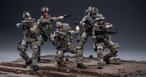 JoyToy USMC Team - Surveillance Port (14)