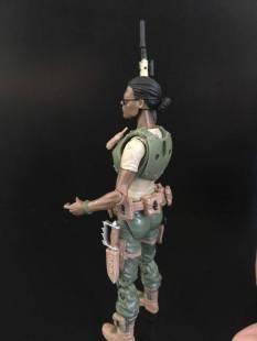 Marauder Task Force Wrath Gabrielle Coleman - Surveillance Port 03