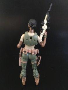 Marauder Task Force Wrath Gabrielle Coleman - Surveillance Port 04