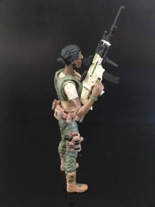 Marauder Task Force Wrath Gabrielle Coleman - Surveillance Port 06