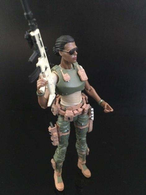 Marauder Task Force Wrath Gabrielle Coleman - Surveillance Port 08