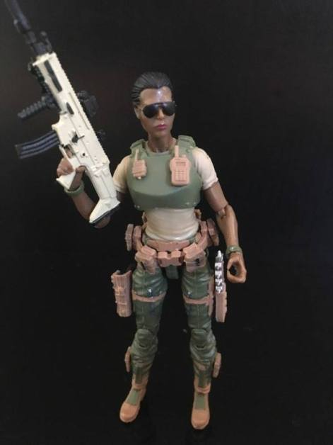 Marauder Task Force Wrath Gabrielle Coleman - Surveillance Port 09