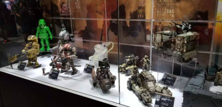 SDCC 2019 Acid Rain World Booth - Surveillance Port 09