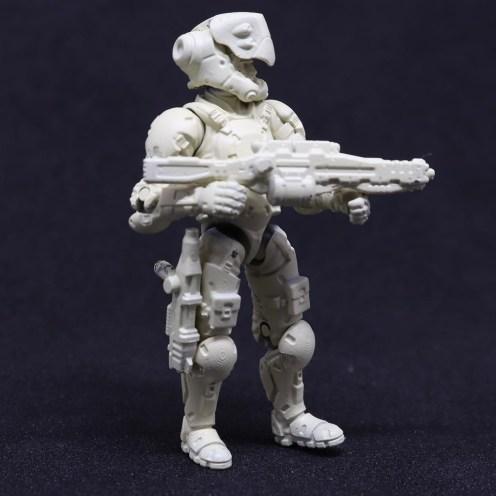 TeccoToys Age of Mecha Bounty Hunter Prototype - Surveillance Port 01