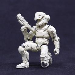 TeccoToys Age of Mecha Bounty Hunter Prototype - Surveillance Port 04