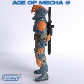 TeccoToys Age of Mecha Bounty Hunter Render - Surveillancce Port 02