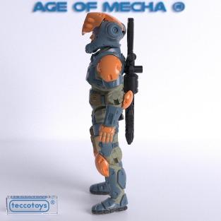 TeccoToys Age of Mecha Bounty Hunter Render - Surveillancce Port 02