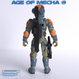 TeccoToys Age of Mecha Bounty Hunter Render - Surveillancce Port 03