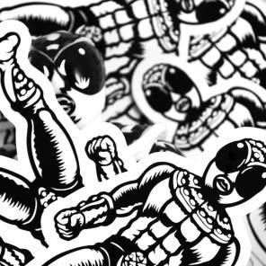 Toy Pizza ToyPizzaCon Exclusive Mega Knight Vinyl - Surveillance Port 06