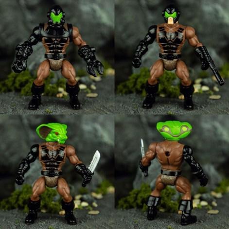 Warlords of Wor Wave 7 Blood Mercenary - Surveillance Port 02