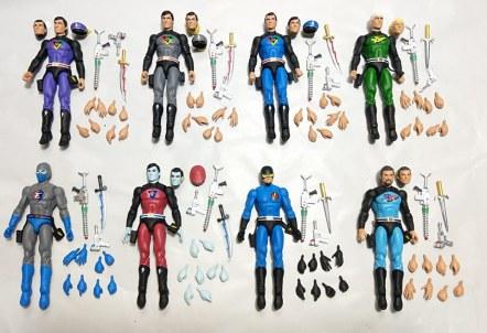 Zica Toys Adventure People Factory Painted Samples - Surveillance Port
