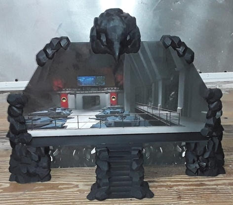 Eagle Force Returns Eagle Island Playset - Surveillance Port (1)