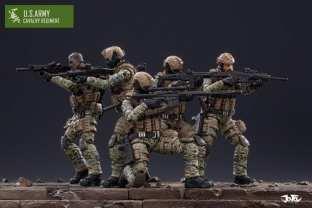 Joy Toy 118 Scale U.S. Army Calvary Regiment - Surveillance Port 02
