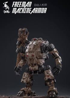 Joy Toy Dark Source 118 Scale Freeman Machine Armor - Surveillance Port 07