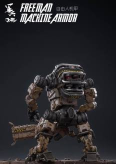Joy Toy Dark Source 118 Scale Freeman Machine Armor - Surveillance Port 08