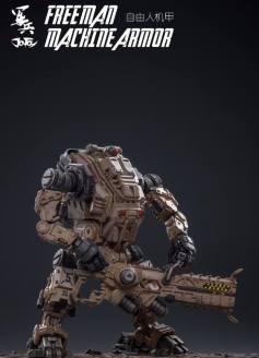 Joy Toy Dark Source 118 Scale Freeman Machine Armor - Surveillance Port 09