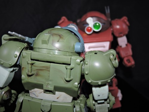 B2FIVE VOTOMS SERIES - BRUTISHDOG ATM-09-GC (64)