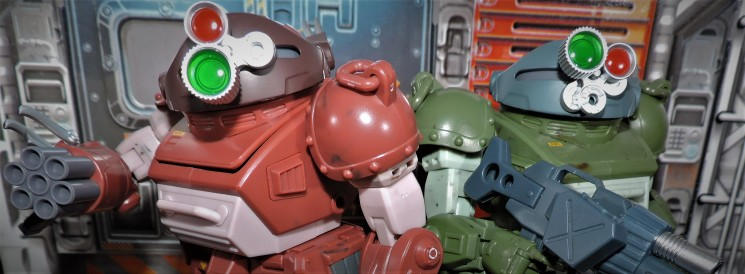 B2FIVE VOTOMS SERIES - BRUTISHDOG ATM-09-GC (79)