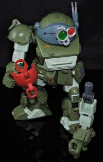 B2FIVE VOTOMS SERIES RED SHOULDER CUSTOM ATM-09-RSC (12)