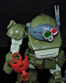 B2FIVE VOTOMS SERIES RED SHOULDER CUSTOM ATM-09-RSC (13)