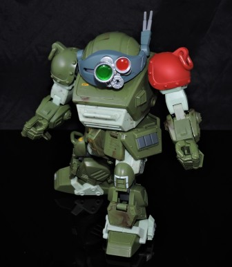 B2FIVE VOTOMS SERIES RED SHOULDER CUSTOM ATM-09-RSC (14)