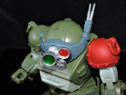 B2FIVE VOTOMS SERIES RED SHOULDER CUSTOM ATM-09-RSC (15)