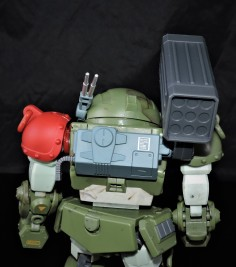 B2FIVE VOTOMS SERIES RED SHOULDER CUSTOM ATM-09-RSC (18)