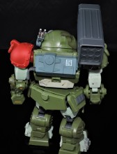 B2FIVE VOTOMS SERIES RED SHOULDER CUSTOM ATM-09-RSC (19)