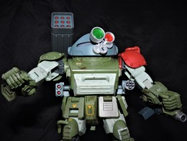 B2FIVE VOTOMS SERIES RED SHOULDER CUSTOM ATM-09-RSC (22)
